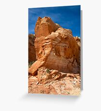 The Prow Greeting Card
