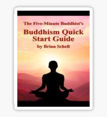 Buddhist Quick Start Guide Sticker