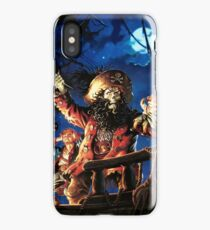 Monkey Island 2 LeChuck's Revenge (High Contrast) iPhone Case
