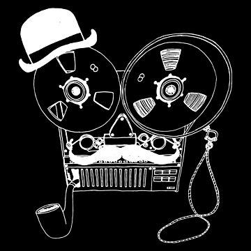 Cassette Gentleman by medulla9324