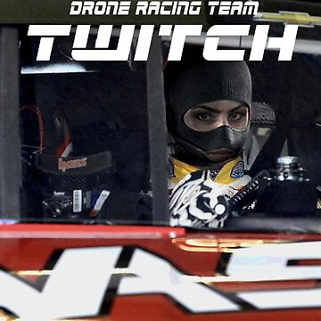 Shock Drone Racing Team Twitch by ShirtDude
