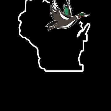 Teal Hunting Wisconsin Duck Hunting Waterfowl by shoppzee