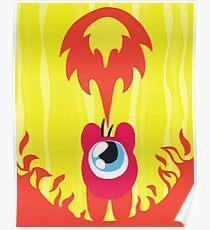 Super Fireball WaddleDoo Poster
