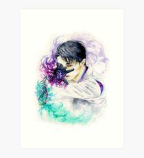 Yuzuru Hanyu - Seimei Art Print