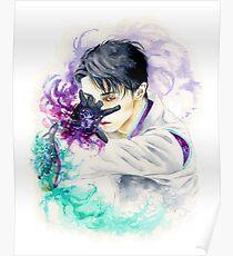 Yuzuru Hanyu - Seimei Poster