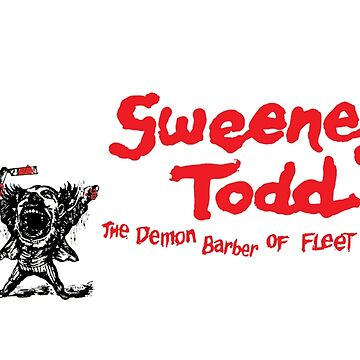 Sweeney Todd The Demon Barber of Fleet Street by key-change