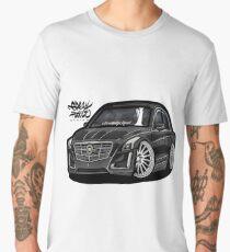 Cadillac CST (Beautifully Ruined) Men's Premium T-Shirt