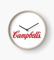 Campbells Soup Warhol Uhr