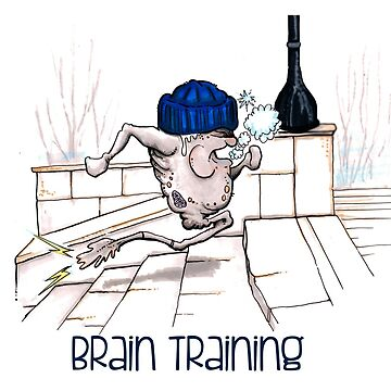 Brain Training part 1 by DrawnToTheSea