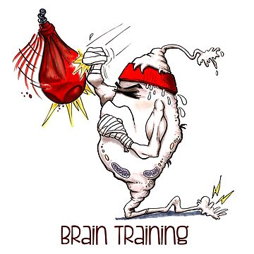 Brain Training part 2 by DrawnToTheSea