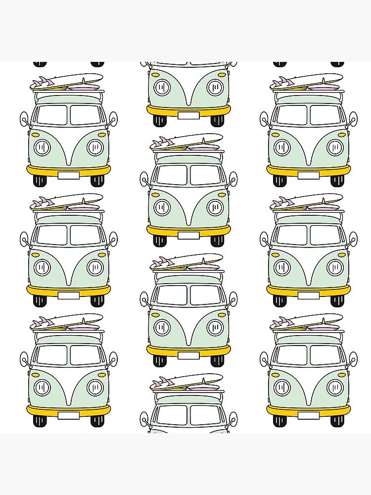 VW Van by mad-designs