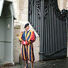 Swiss Guard by Martina Fagan