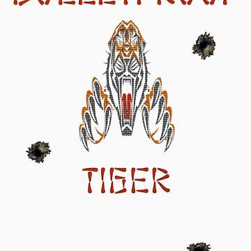Bulletproof Tiger by Pacifico