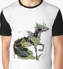 Hourse Graphic T-Shirt