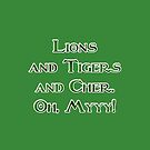 Lions and Tigers and Cher! by technoqueer