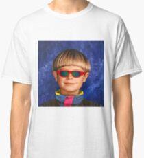 Camiseta clásica Chico extranjero