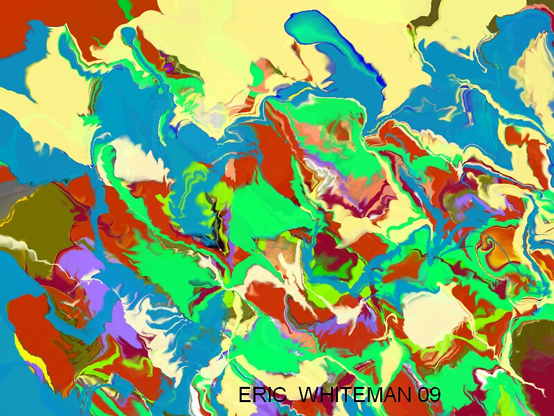 (COMPUTER  SLAYER ) ERIC WHITEMAN  by ericwhiteman