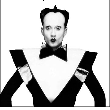 klaus nomi white by myacideyes