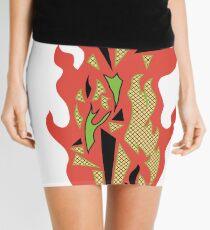 Latino Heat!!! Mini Skirt