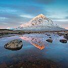 Stob Dearg, Buachaille Etive Mòr, Glencoe, Scottish Highlands, UK by Wendy  McDonnell
