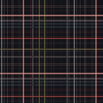 A very gloomy plaid by siyi