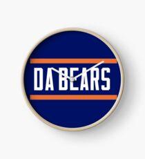 Da Bears Clock