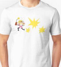 Tiny Tina graffiti Unisex T-Shirt