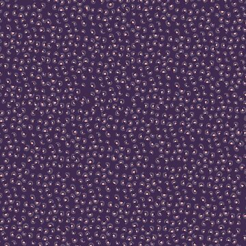 Purple Animal Print by siyi