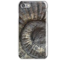 Ammonite iPhone Case/Skin