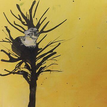 Splatter tree by MollyAmelia15