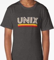 UNIX Long T-Shirt