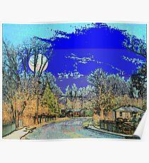 Appomattox Evening Poster