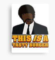 Jules, tasty burger Metal Print