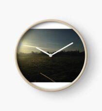 Fields #2 Clock