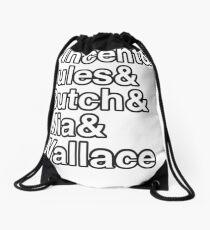 Mia Wallace - Pulp Fiction Drawstring Bag