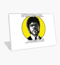 Jules quotes - Pulp Fiction Laptop Skin
