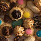 Variety of Cookies  by katevernaphoto