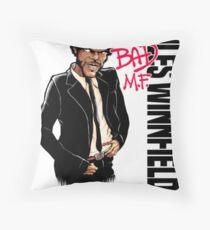 Jules, Bad M.F. - Pulp Fiction Throw Pillow