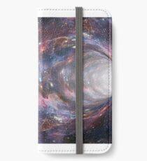 Wormhole iPhone Flip-Case/Hülle/Klebefolie