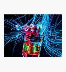 Vapor Jelly Photographic Print