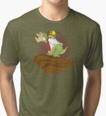 Baby King Tri-blend T-Shirt