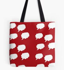 Thought Bubbles Tote Bag