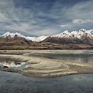 Glenorchy from Kinloch by Peter Kurdulija