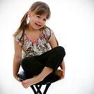 Kaylie Hanging Around by abfabphoto