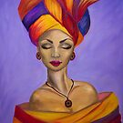 African Queen by Art Dream Studio