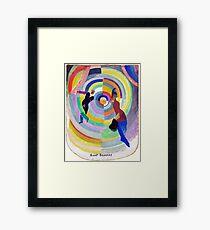 Robert Delaunay Political Drama Framed Print