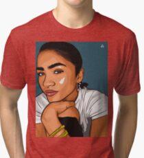ZENDAYA Tri-blend T-Shirt