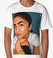 ZENDAYA Long T-Shirt