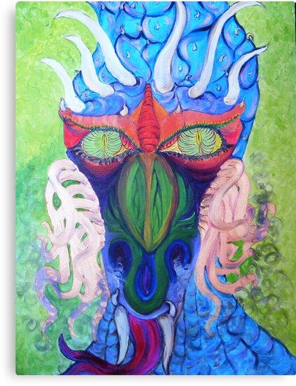 Saphira by Sandra Gray