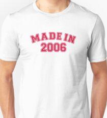 Hergestellt im Jahr 2006 Slim Fit T-Shirt